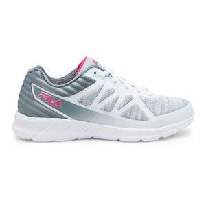 Fila Memory Finity 3 White Running Shoes Women 9